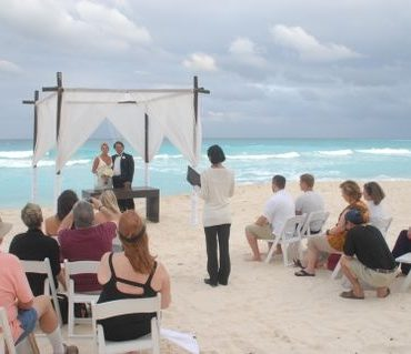 Ceremony Blessing in Cancun